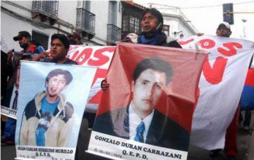 La CIDH admite demanda para investigar las tres muertes de La Calancha