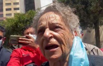 """Presidenta de APDHB: """"Ese Fiscal General nos masacra la cabeza a todos"""" porque la justicia no es justa"""