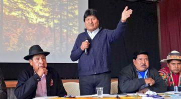 MAS decide 'cuidar' a Evo Morales frente a narrativa sobre 'supuestas responsabilidades' de su gobierno