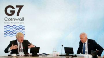 Reino Unido anuncia reunión de líderes del G7 sobre Afganistán el martes