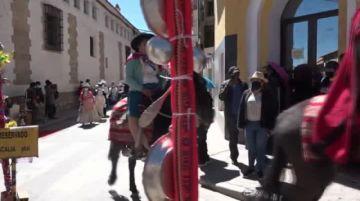 Potosí vive Ch'utillos con sus tradiciones