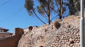Patrimonio interviene en obras del ingenio Gambarte