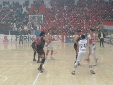 Pichincha gana el primer partido de la final contra Nacional Potosí por 83-81