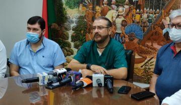 Rómulo Calvo ve en el gobierno de Arce un 'actuar talibán' por la situación de Añez y otros detenidos