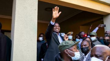 Asume el nuevo presidente de Zambia, un histórico opositor