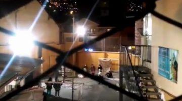La situación de Añez genera protestas a favor y en contra en el penal de Miraflores