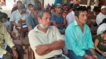 Más de 200 indígenas iniciarán este martes una marcha desde Trinidad contra los avasallamientos