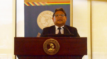 BCB recibe $us 326,4 millones del FMI y dice que es distinto al crédito gestionado por Áñez