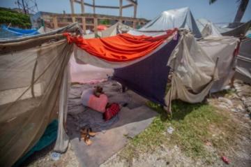 Las mujeres haitianas, aún más vulnerables tras el terremoto