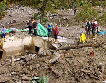 Reportan que hay 15 muertos y más de 35.000 afectados por fuertes lluvias en Venezuela