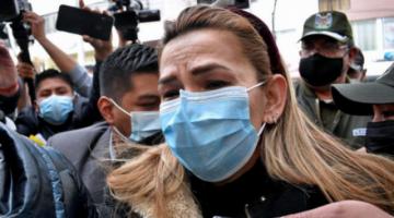 Periodistas preocupados por la vulneración de derechos humanos de la expresidenta Áñez