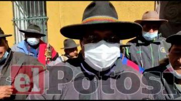 Pobladores de Tacombamba amenazan con iniciar un bloqueo