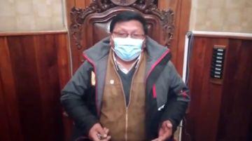 Anoche fracasó nuevo intento de diálogo sobre el conflicto que mantiene el bloqueo Potosí Sucre