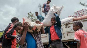 Civiles conmocionados cuentan el avance de los rebeldes de Tigré en Etiopía