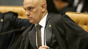 Rechazan pedido de impeachment de Bolsonaro a juez de la suprema corte