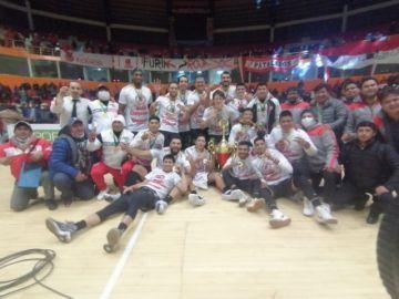 Nacional Potosí le gana a Pichincha 65-62 y es el campeón  de la Libo