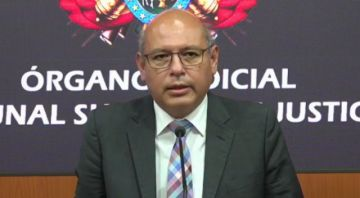 TSJ remite a la Asamblea trámite para enjuiciar a Añez por Senkata y Sacaba