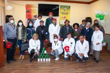 CNS en Potosí homenajeó a los adultos mayores