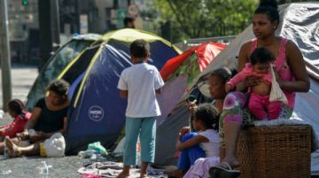 Vivir en la calle, una historia que se multiplica en Sao Paulo