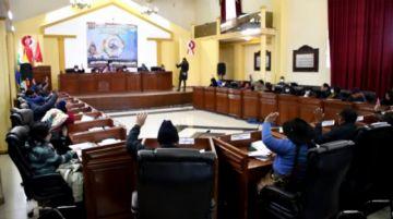 La Asamblea Legislativa de Potosí ratifica convenios para pago de bono escolar