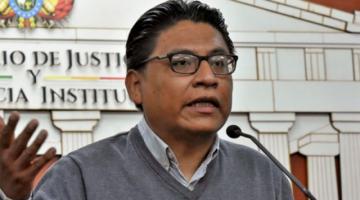 Ministro Lima admite que no hay independencia judicial y no hay fecha para revertir la situación