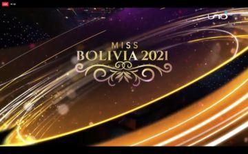 Vea la participación de las representantes potosinas en Miss Bolivia 2021
