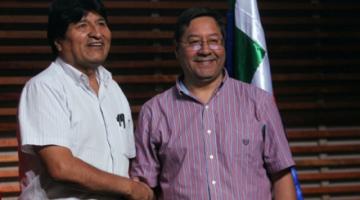 Reportan que al menos 23 exautoridades y allegados a Morales ocupan cargos públicos en el gobierno de Luis Arce