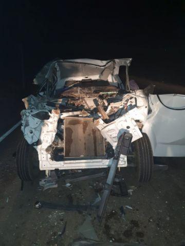Choque de vehículos deja un muerto