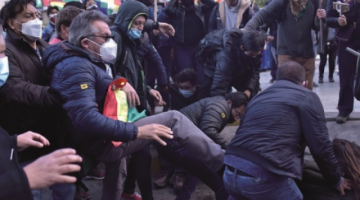 Diputado de CC pedirá a la Defensora gestionar despido de Torrico por agredir a activistas