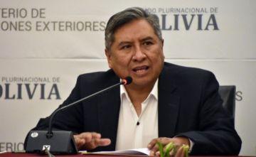 """Canciller apunta a medios de comunicación como """"actores políticos de oposición"""""""