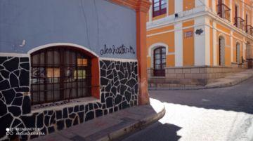 Fiscalía inicia investigación por grafitis en inmuebles patrimoniales