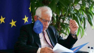Borrell, a favor de dar ayuda financiera a los países vecinos de Afganistán