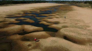Bajante histórica del río Paraná ¿ciclo natural o cambio climático?