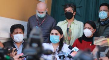 CC afirma que acosan a diputada que denunció intento de soborno; el MAS exige pruebas