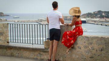 Los turistas vuelven a España pero en menor número que antes del covid