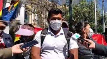 Víctimas de Sacaba y Senkata advierten con huelga de hambre si no se aprueba juicio contra Añez
