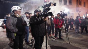 Gremios rechazan ataques del Gobierno y del MAS a periodistas y medios de información