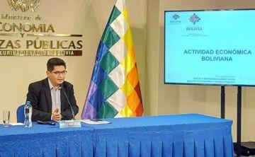 La actividad económica en Bolivia crece a junio en 8,7% gracias al impulso de varios rubros