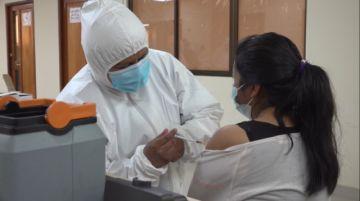 CNS aplicó 3.700 segundas dosis de la vacuna Sputnik V