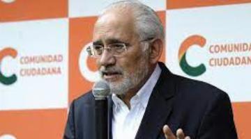 Comisión de la Asamblea aprueba juicio de responsabilidades contra Mesa por caso Quiborax