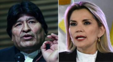 Dirigentes históricos y académicos piden juicio de responsabilidades para Jeanine Áñez y Evo Morales