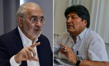 Mesa acusa a Evo Morales de 'traición a la patria' y dice que 'algún día pagará'