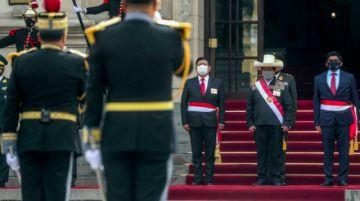 Castillo nombra nuevo jefe de la Policía de Perú, el sexto en 17 meses
