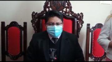 Nuevo presidente del TDJ anuncia que se buscará acabar con la burocracia