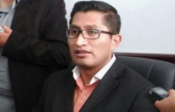 Dictan medidas sustitutivas para Edwin Blanco por irregularidades en el caso del bebé Alexander