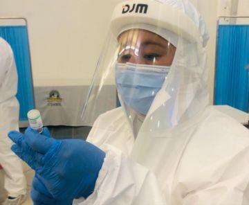 Reportan que el 6 de septiembre arribarán a Bolivia 3,3 millones de vacunas Sinopharm