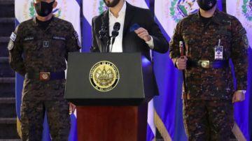 Corte de El Salvador avala reelección de presidente Bukele