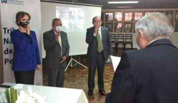 Posesionan a miembros del Tribunal Nacional de Ética Periodística