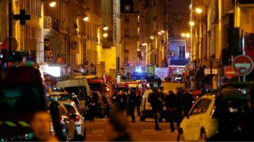 El 13 de noviembre de 2015, una matanza en París