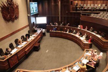 El TCP rechaza un segundo recurso de Creemos para reponer los dos tercios en el Legislativo